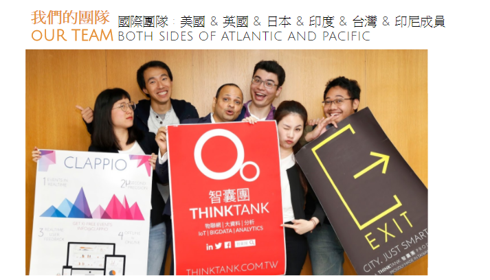 THINKTANK team members